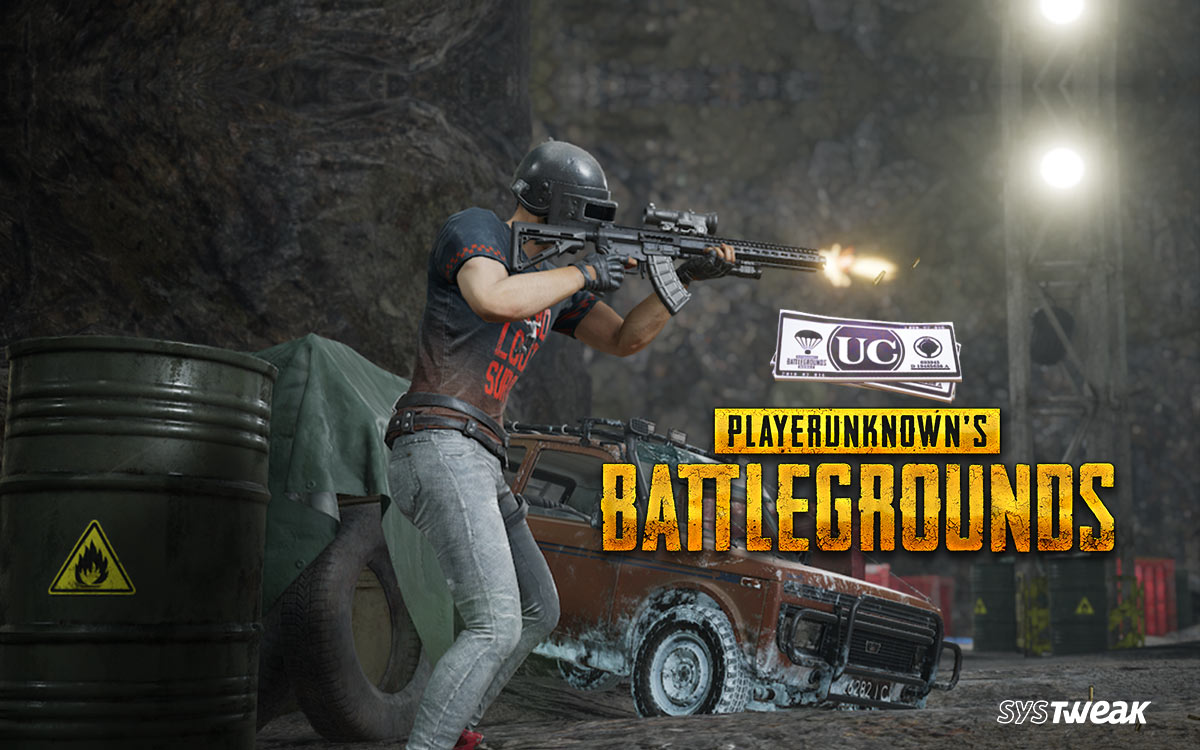 How To Earn Free UC In PUBG Mobile In The Most Legit Manner
