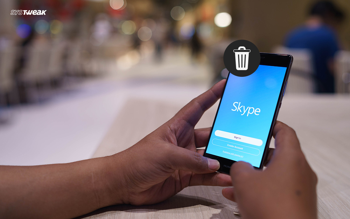 How To Permanently Delete Skype Account?