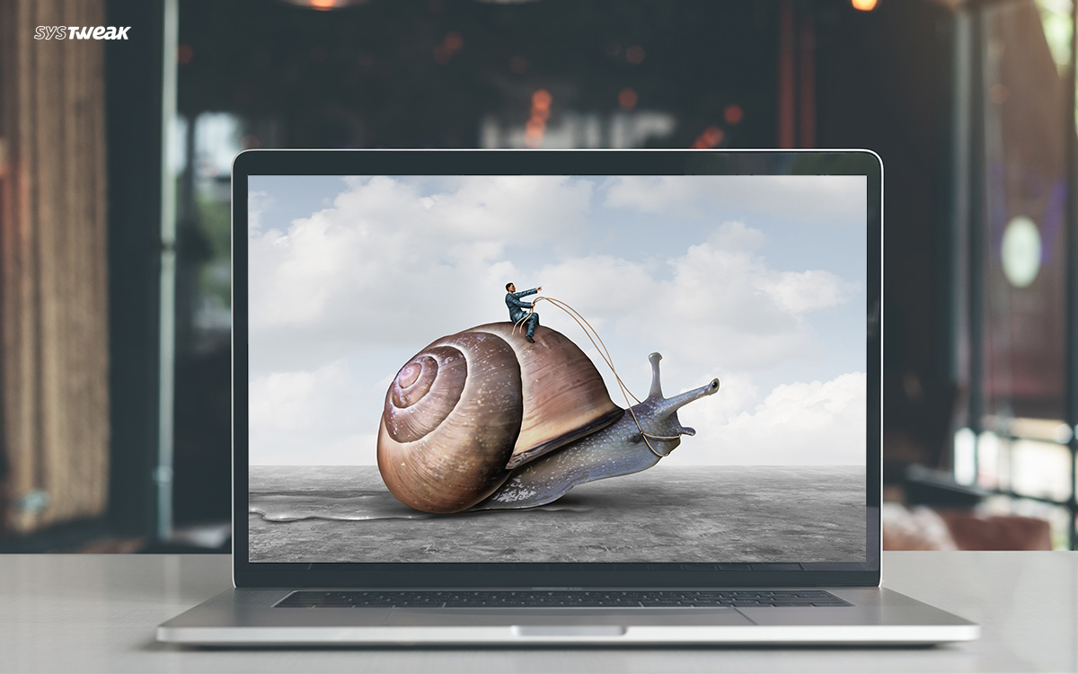 This Is Why Your Mac Is Running Slow