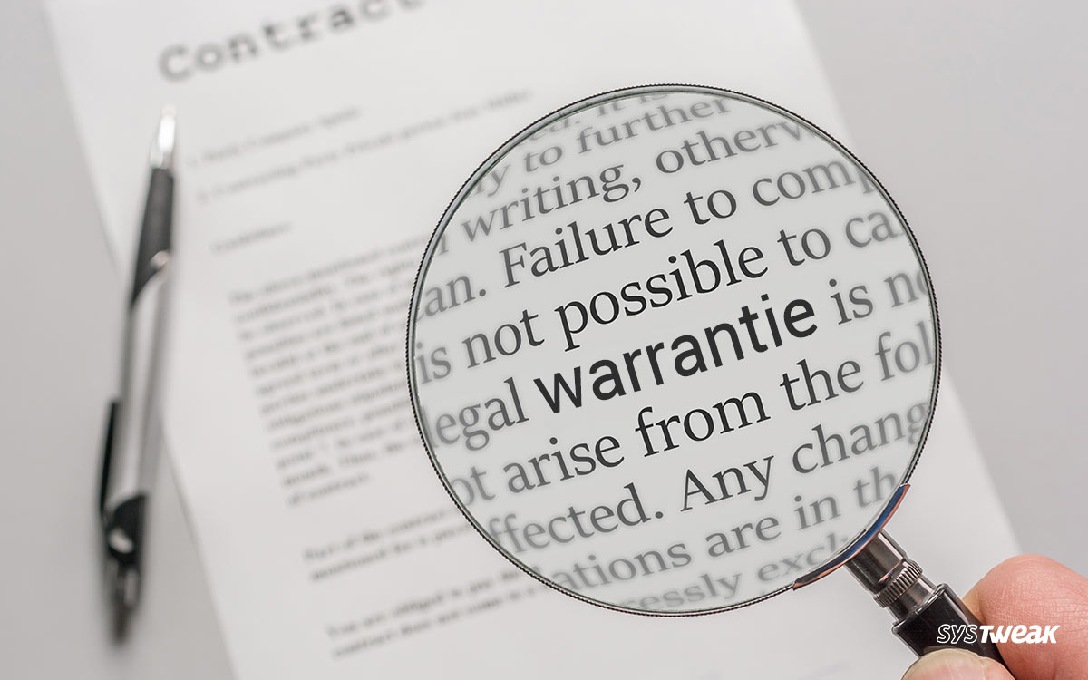 Tired Of Keeping Warranties Tracks? Here Are Your Top 5 Solutions