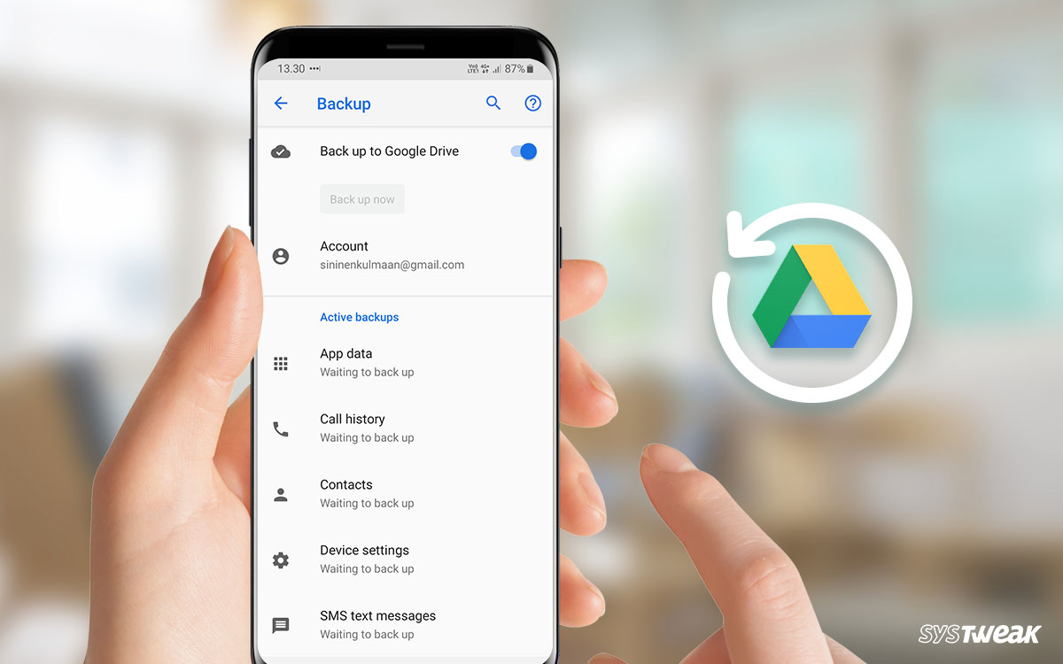 Best Ways To Fix Google Backup and Sync Not Working on Android