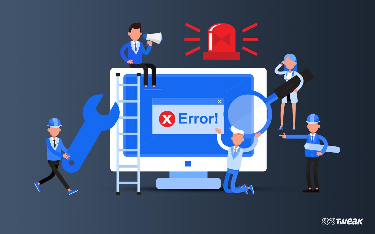 How to fix Error Code 0x80070002 On Windows 10