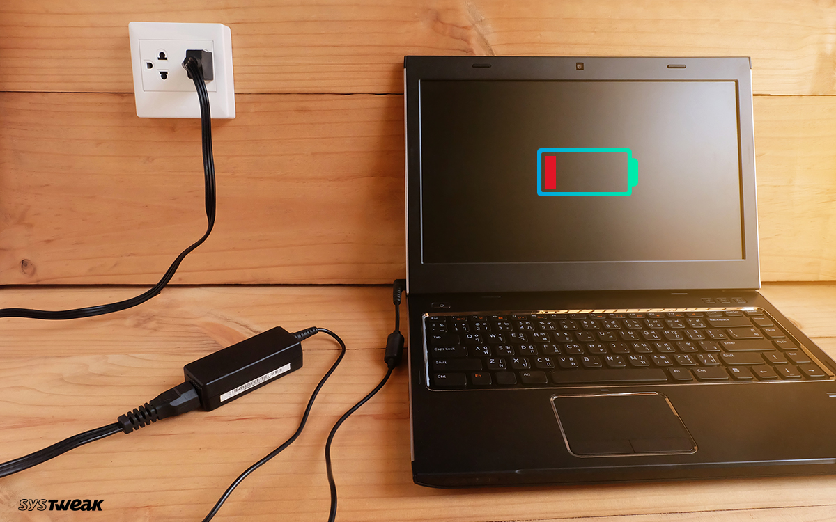 Windows 10 Laptop Plugged In Not Charging