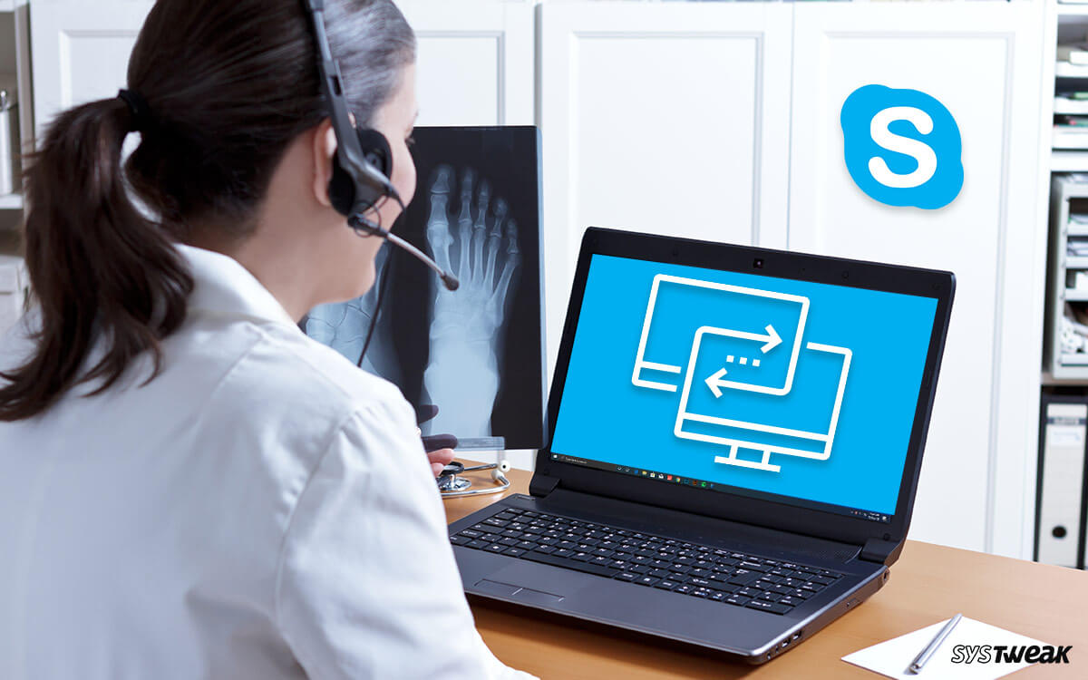 How To Share Screen On Skype (Windows, Mac, Android, iOS)