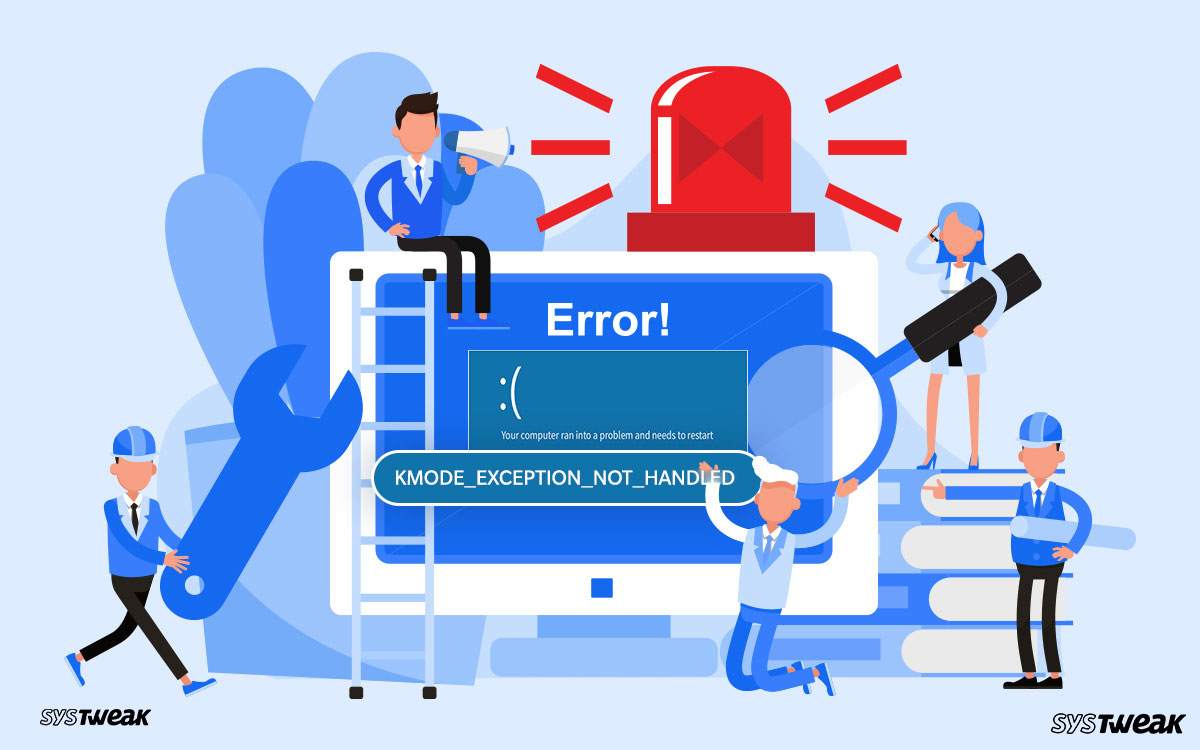 What Is Kmode Exception Error & How Do I Fix It On Windows 10