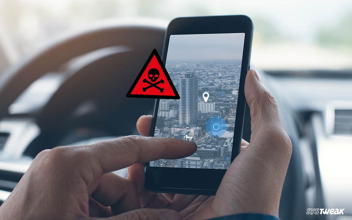 Some Of The Dangers That Make Mobile Phone Tracking A Creepy Nightmare