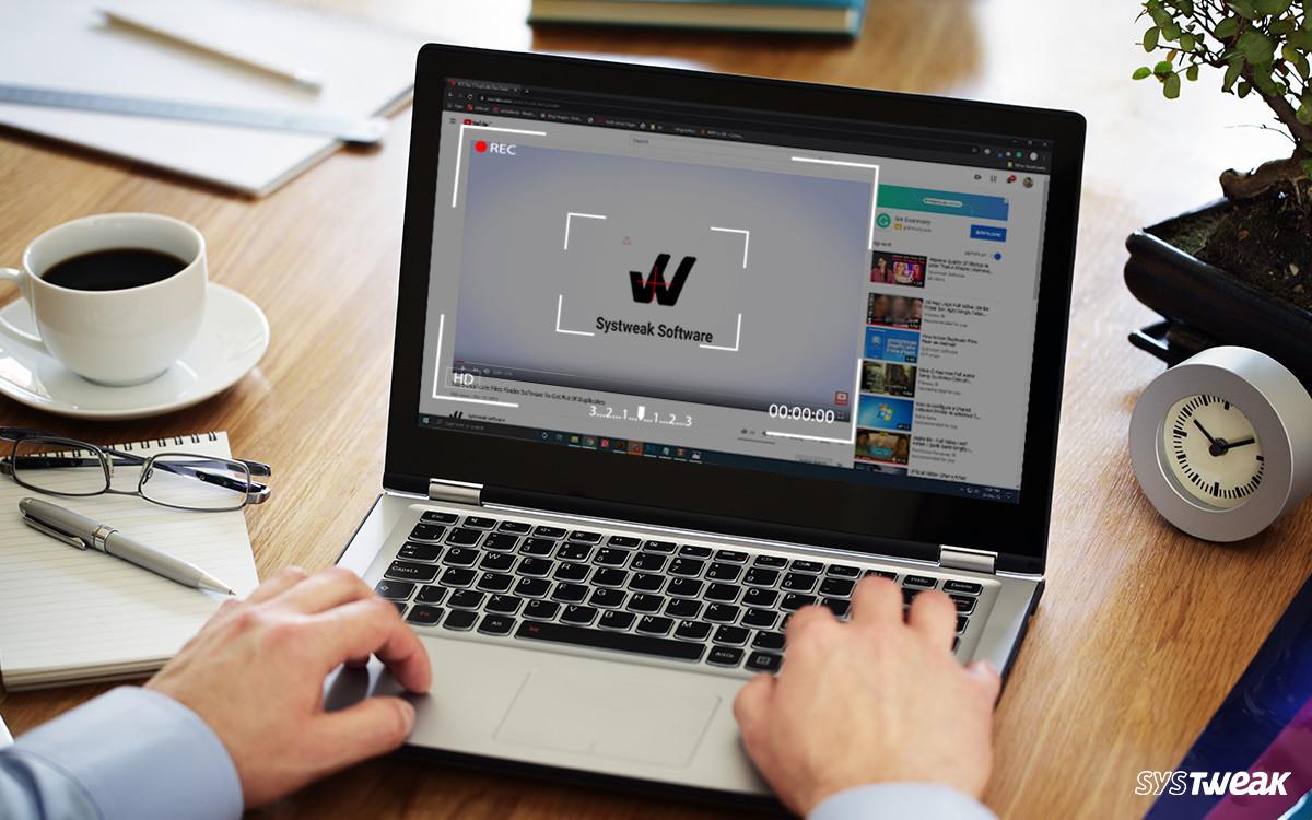 Top 4 Best Free Online Screen Recorders