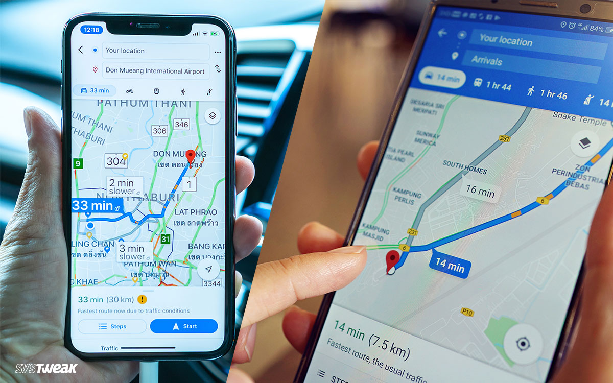 Google Maps VS Apple Maps: Which Map App is Best For You
