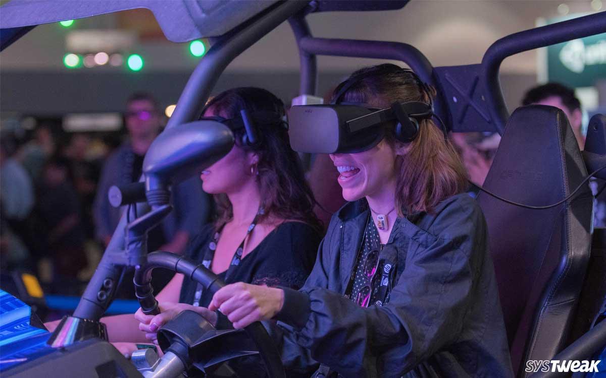 10 Best VR Games For Oculus In 2020