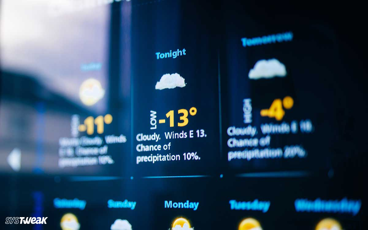 9 Best Weather Websites For Most Accurate Forecast In 2020