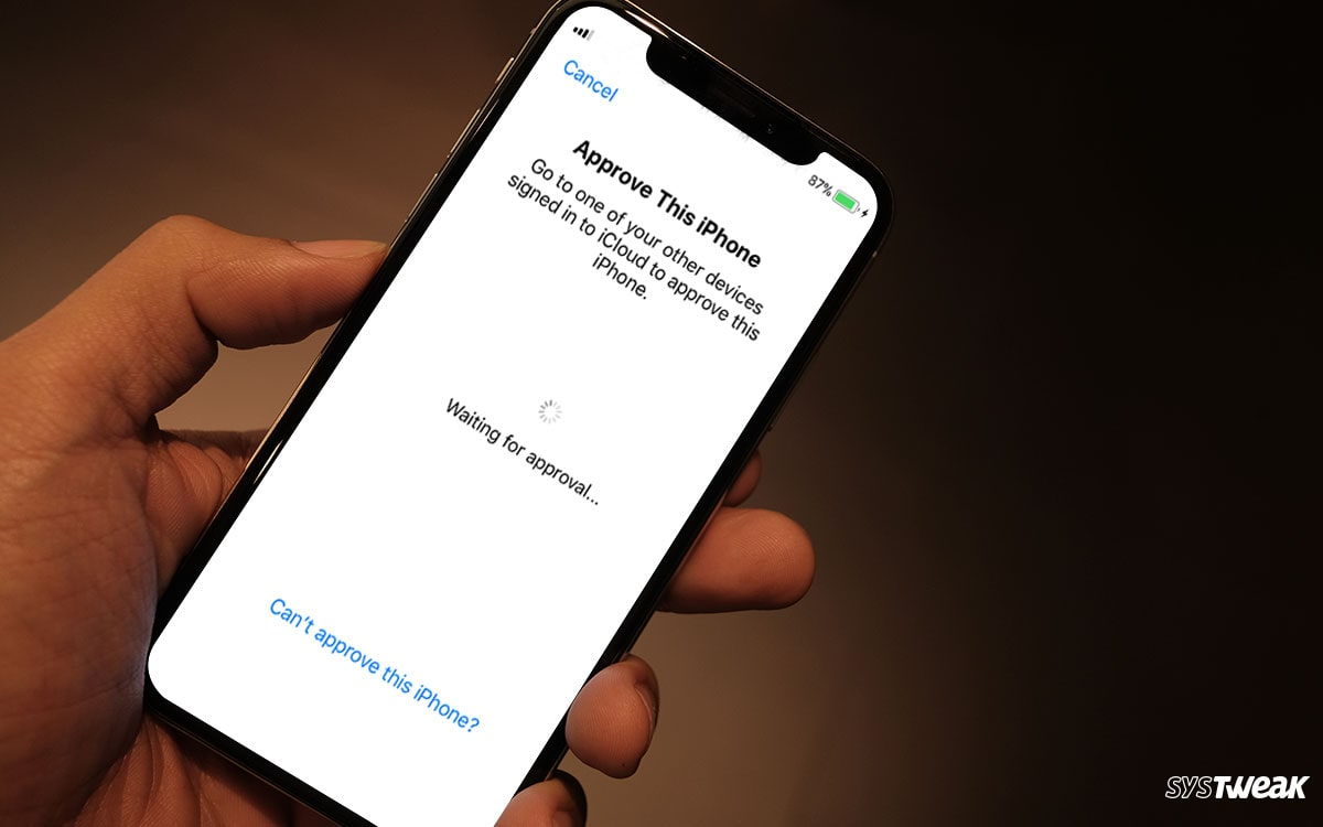 How To Approve iPhone From Another Device
