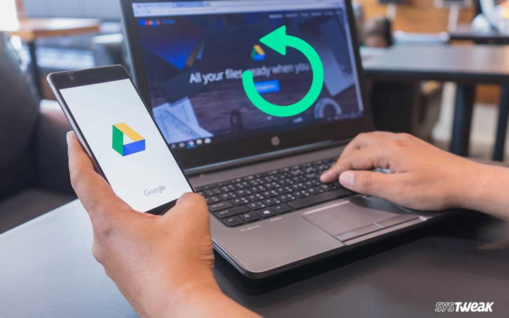 How To Recover Deleted Files From Google Drive
