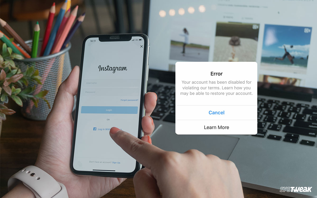 How to Get your Instagram Back after being Disabled?