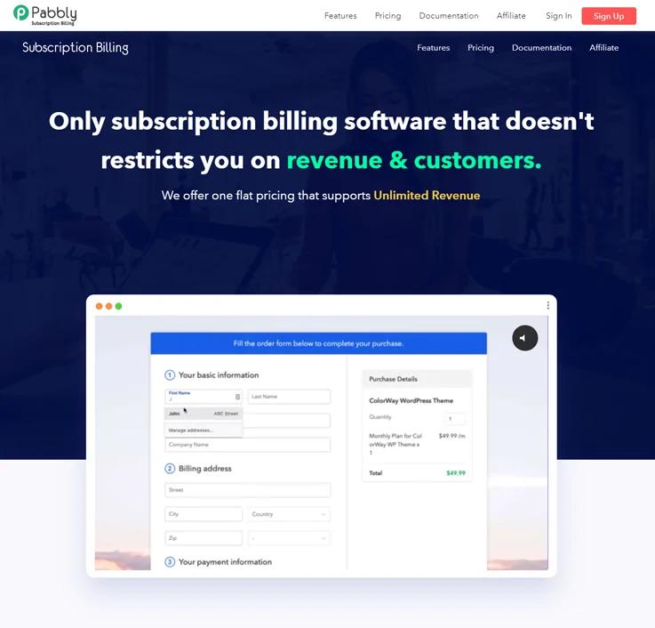 best subscription billing software