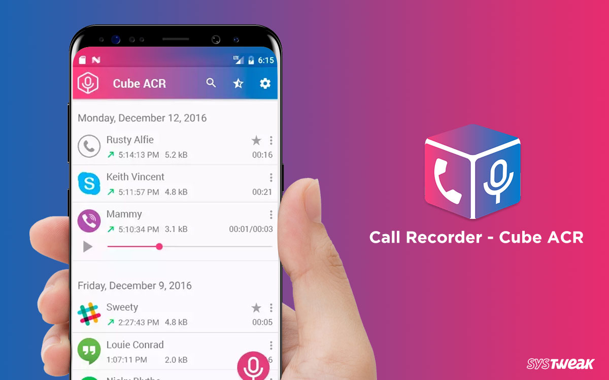 App Review: Call Recorder- Cube ACR