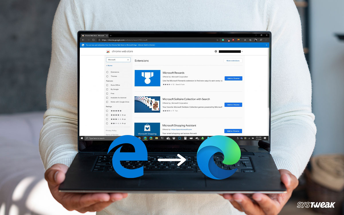 Why must we Install the new Microsoft Edge with Immediate effect?