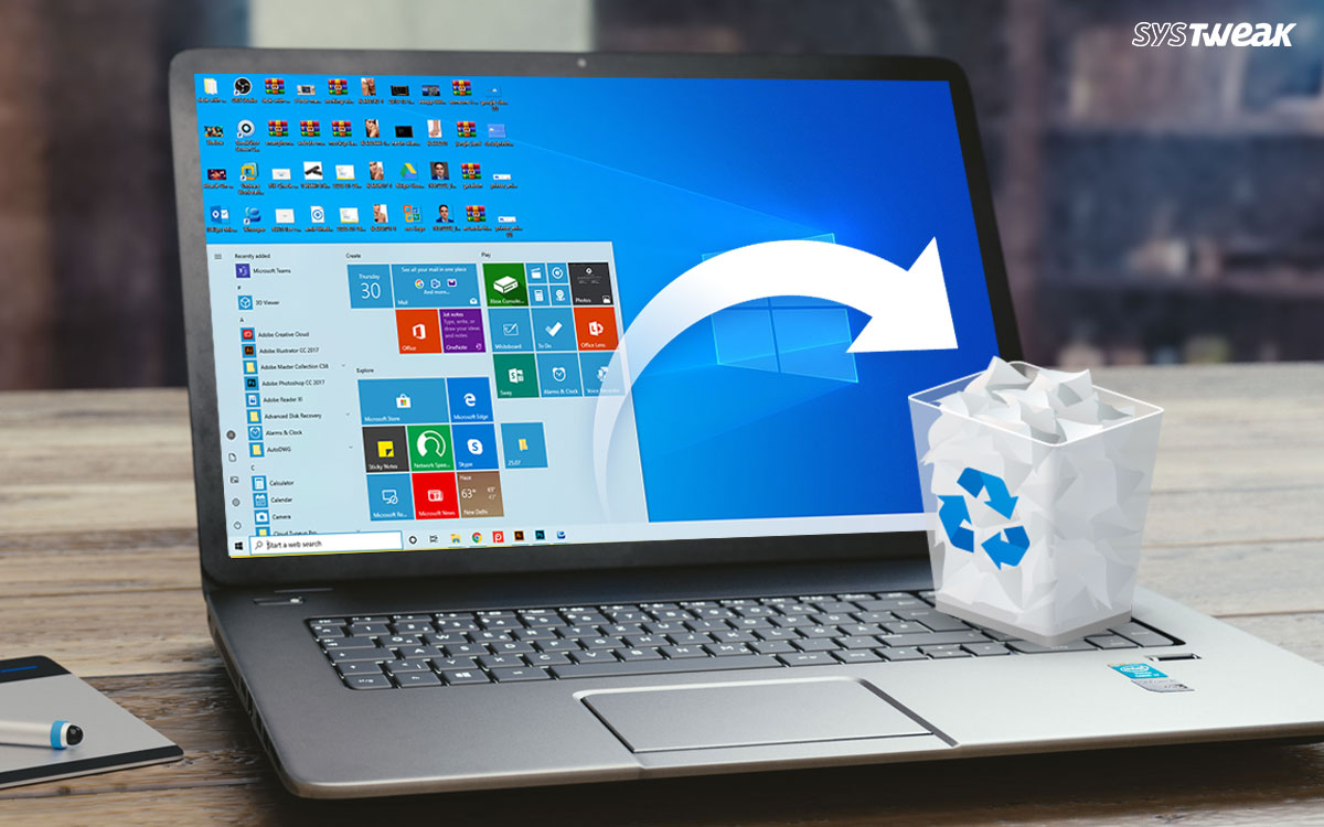 Quick and Simple Steps to remove Bloatware in Windows 10