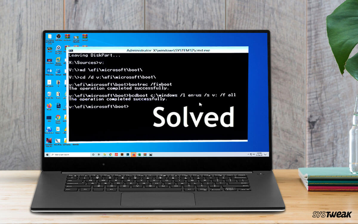 "Best Solutions To Fix ""Bootrec Fixboot Access Denied"" Issue In Windows 10"