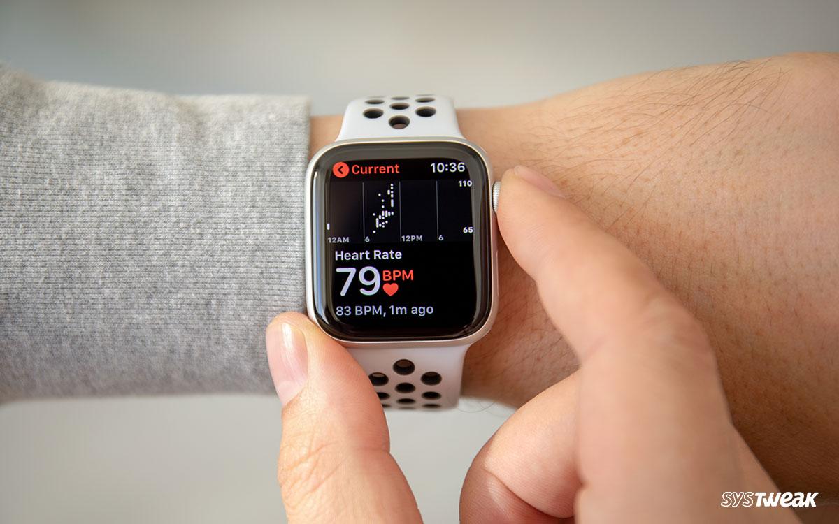 Apple Watch La aplicación ECG ayudará a los usuarios a rastrear sus reacciones corporales a COVID-19