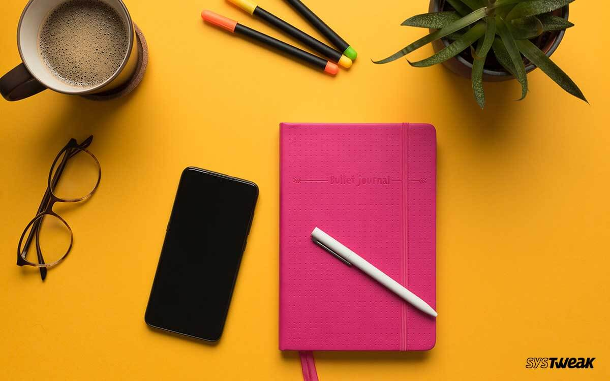 8 Best Bullet Journal Apps For Your Personal BuJo (Android/iOS)