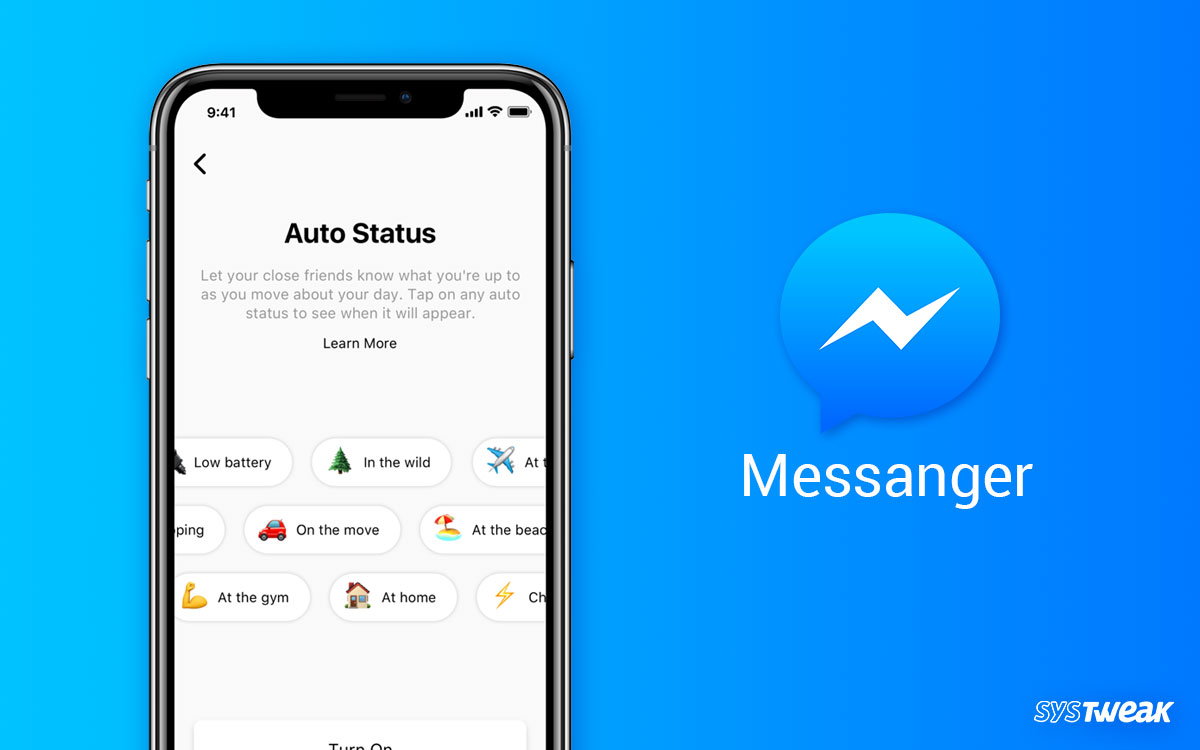 Facebook Messenger Will Soon Add The Auto Status Location Sharing Feature