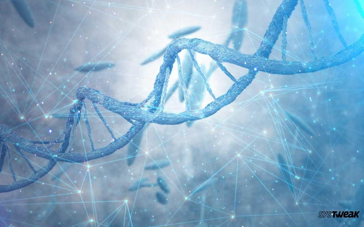 DNA: Future of data storage