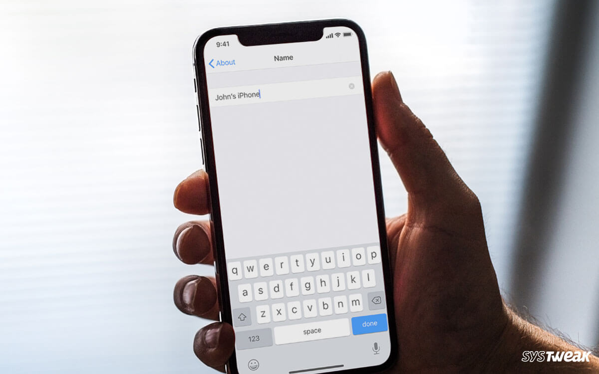 How to Change the Bluetooth Name on iPhone?