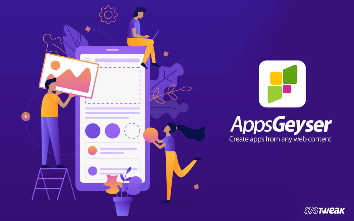 How To Use Appsgeyser To Create Android App Online Without Coding?