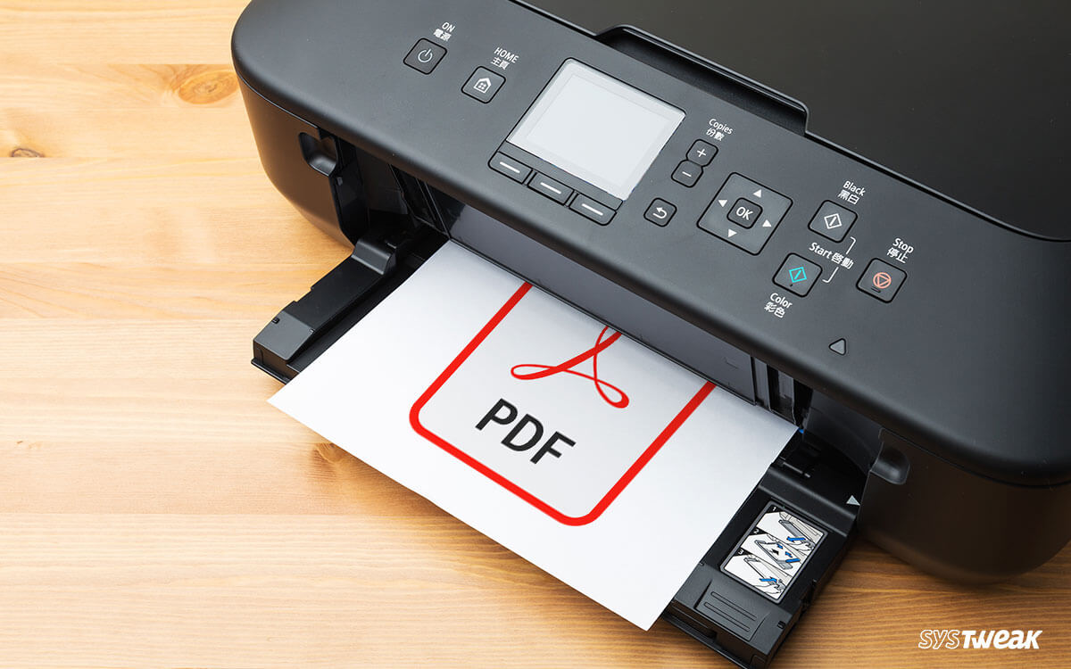 The Best Tools to Print to PDF in Windows 10