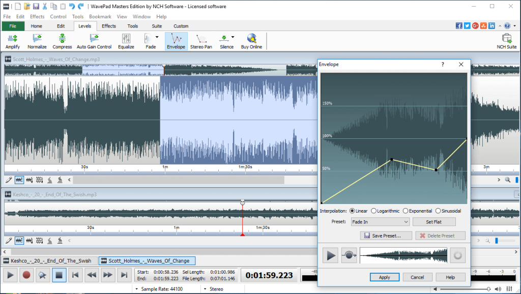 14 Best Audio Recording Software For Windows 10 8 7 Pc Free Paid