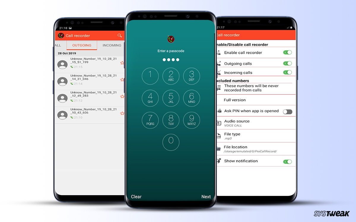 Reviewing The Lightest Call Recording App: All Call Recorder Lite 2020