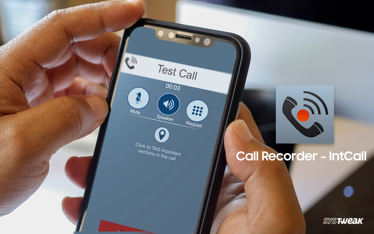 App Review: Call Recorder IntCall