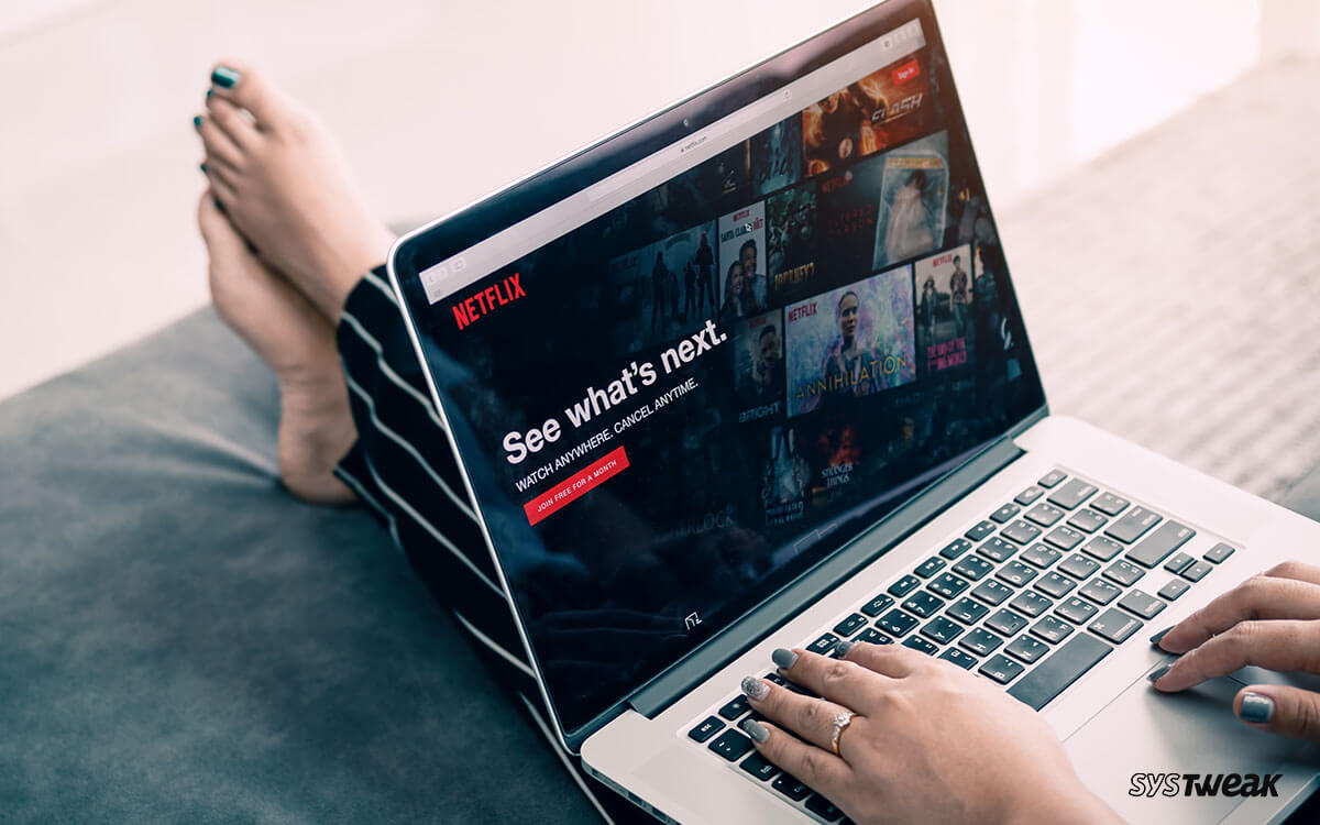 Users Suffer As Netflix Is Down For Many Countries