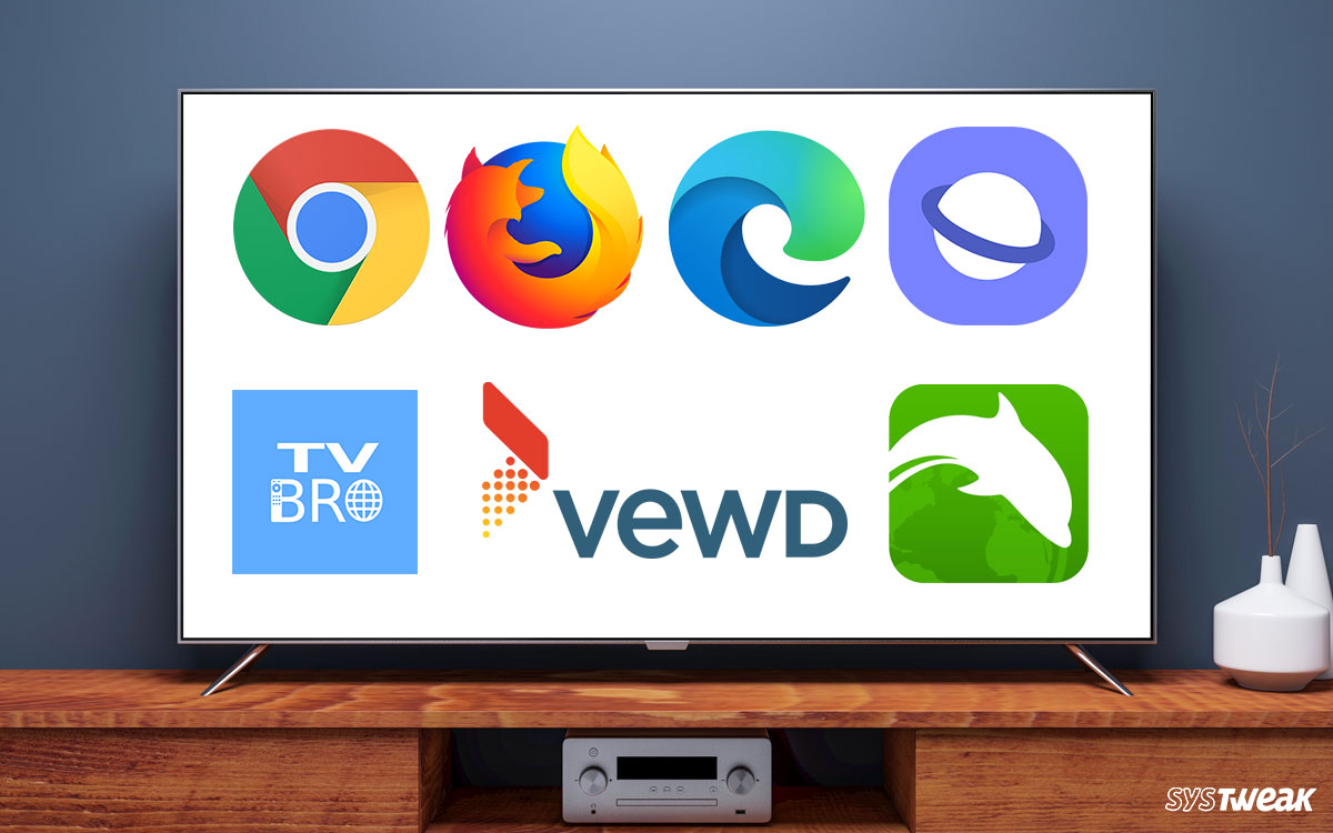 Top 15 Best Free Browsers for Android TV or Smart TV