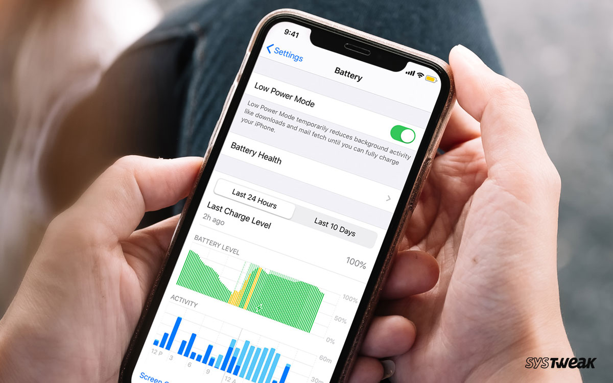 How To Save Battery On Iphone?