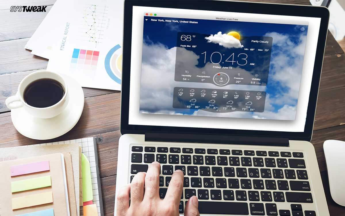 7 Best Weather Apps For Mac In 2020 (Free & Paid)