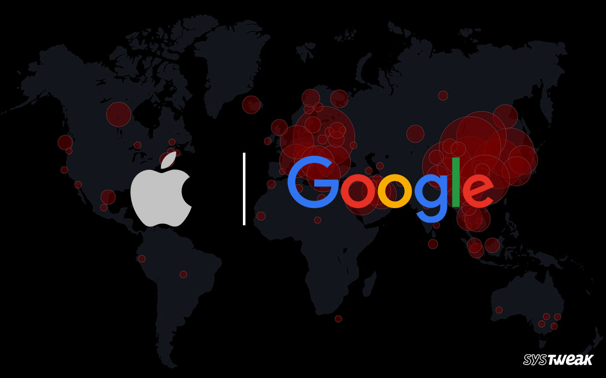 Google and Apple teams up to Build Contact Tracing Tool