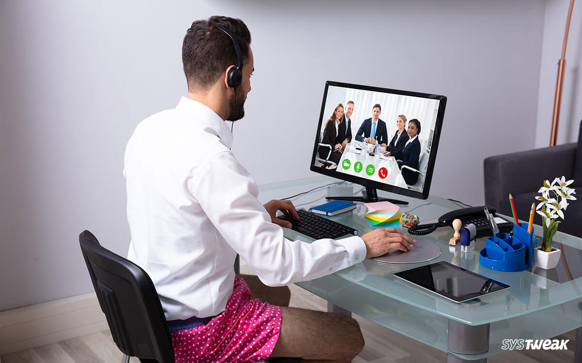 How To Change Your Background During Video Conference Calls
