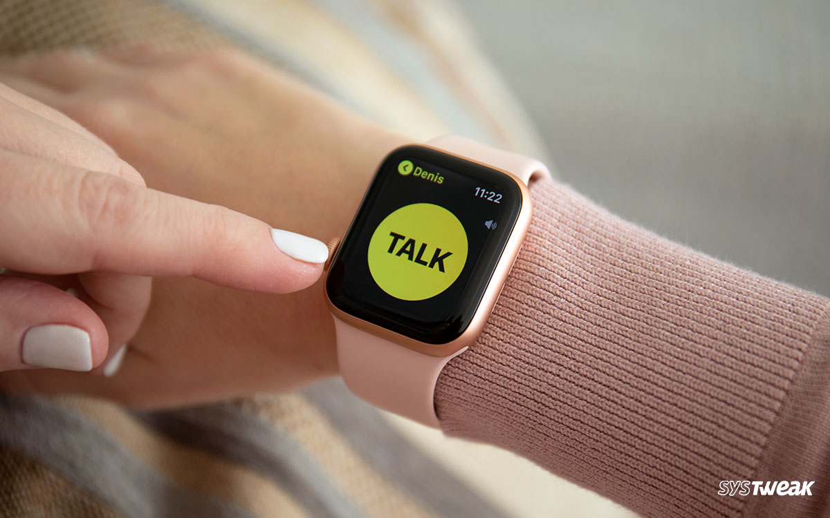 How To Use Walkie-talkie On Apple Watch
