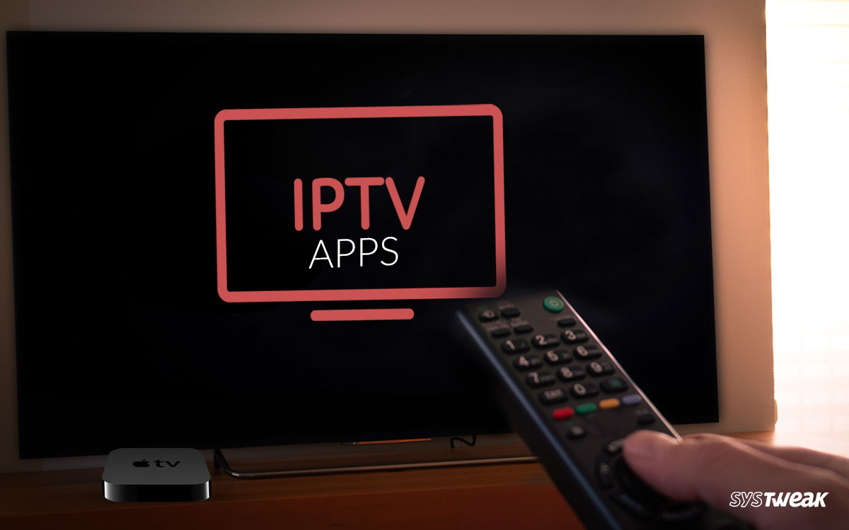 Bored With Tv? It's Time For Iptv!  Apps For Apple Tv In 2021