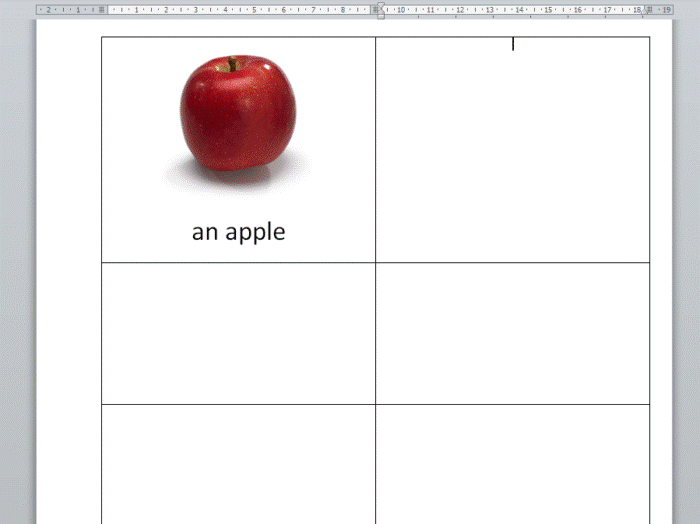 Double Sided Flash Card Template from cdn.systweak.com