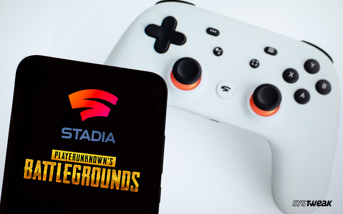 PUBG Now Available on Google Stadia