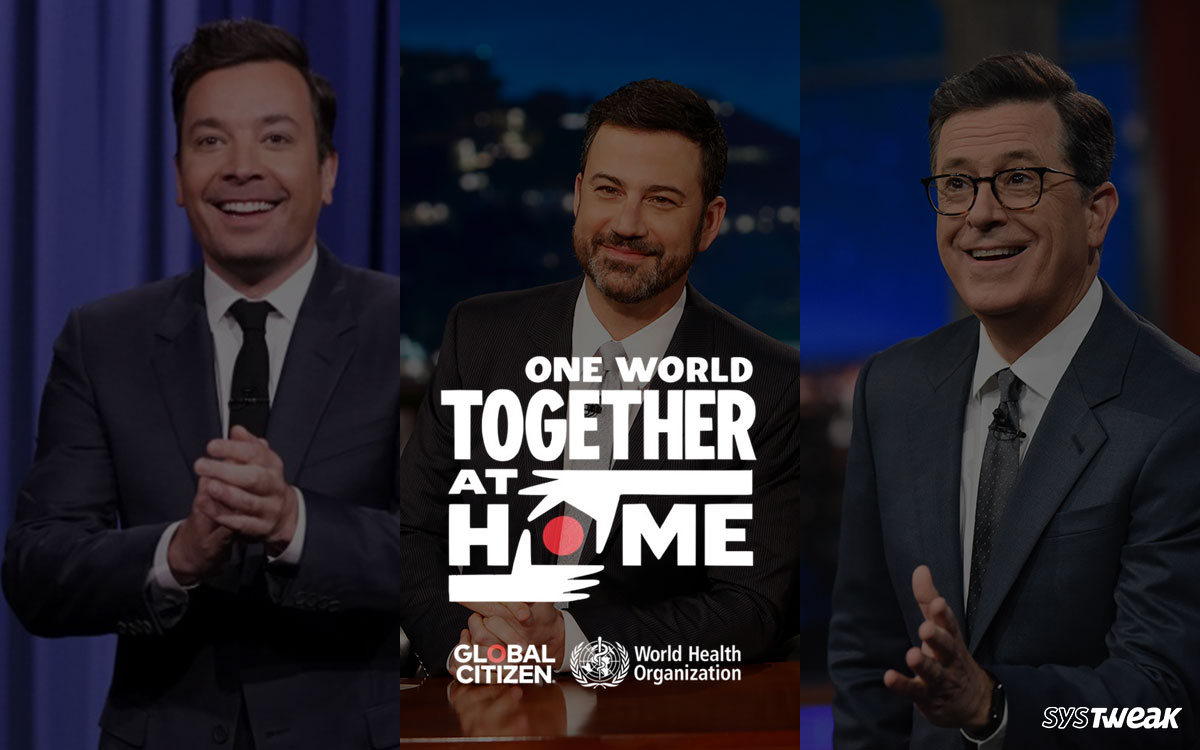 Apple To Live Stream 'One World: Together At Home' Virtual Concert