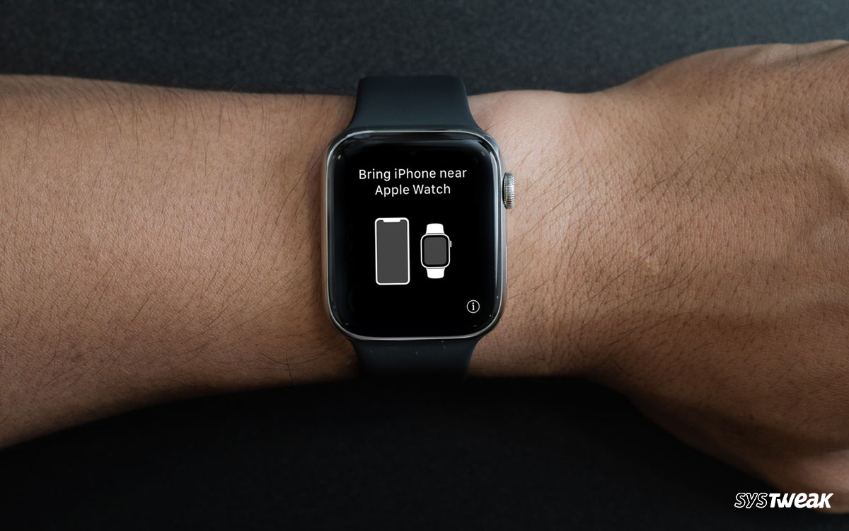 What Is The (I) Icon On Apple Watch? A Guide To All The Apple Watch Icons And Symbols.