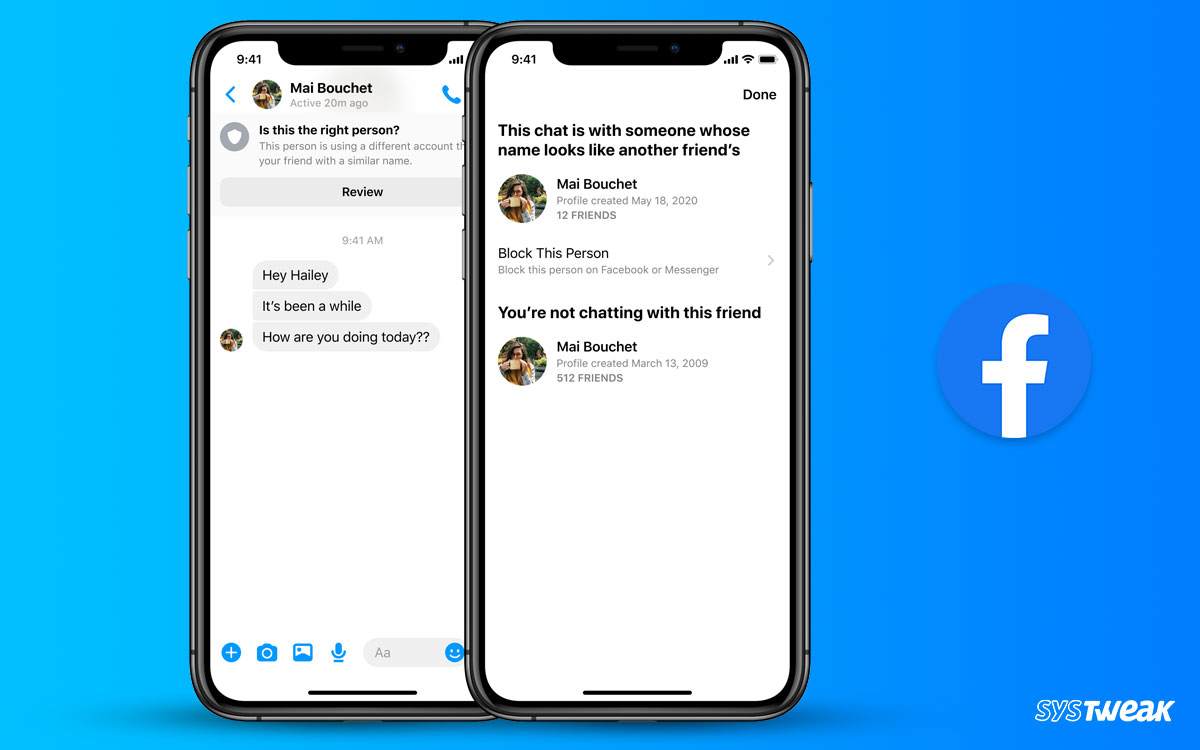 Facebook Messenger Launches New Feature to Fight Scams and Fake Friends