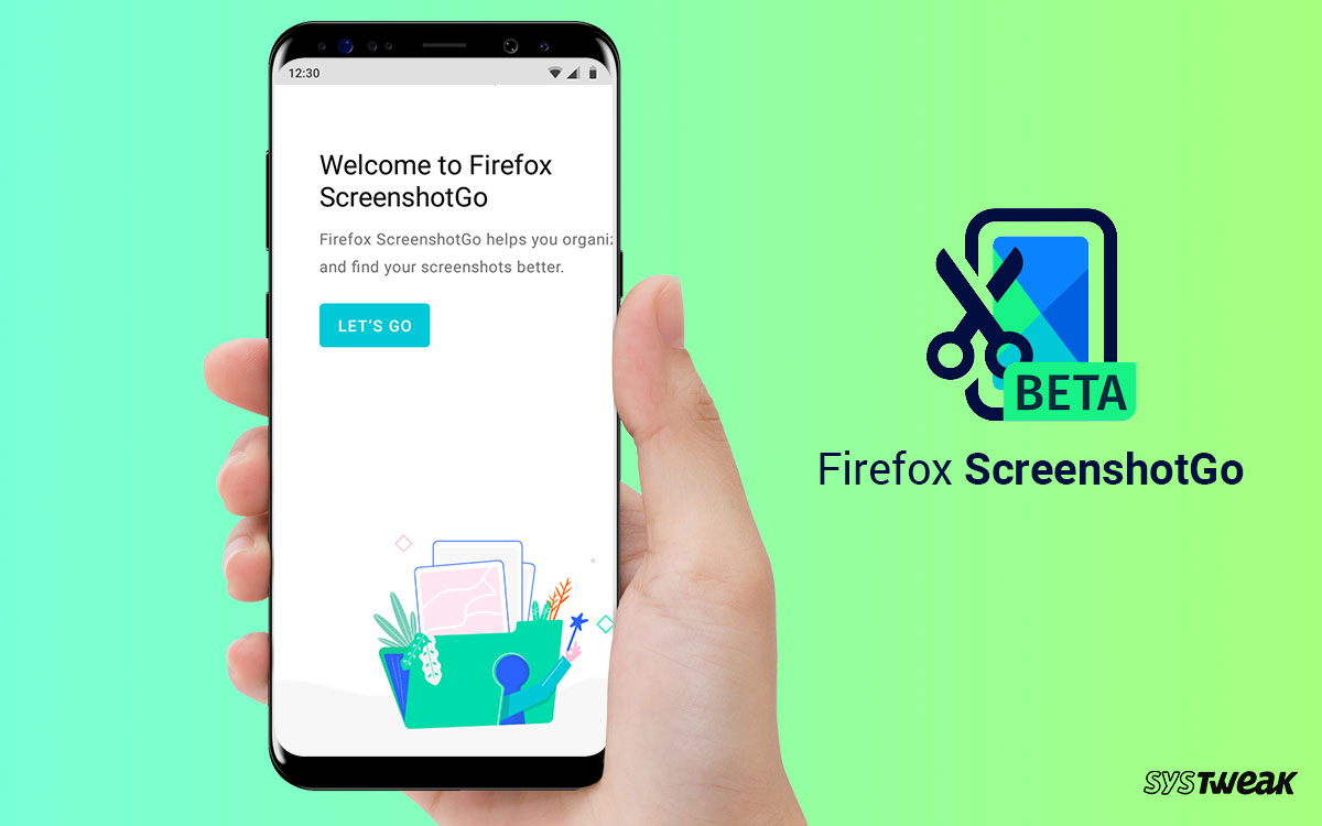 How To Use Firefox ScreenshotGo App?