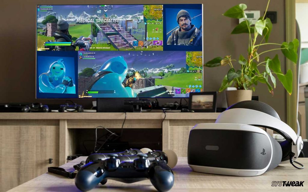 Fortnite Split Screen Mode – Here's How To Use It And Play ...