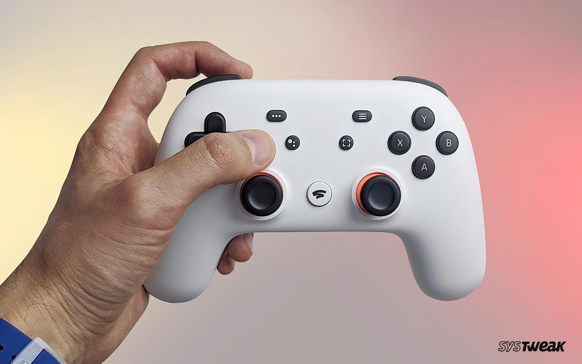Google's Stadia Controller Will Finally Work Wirelessly With Your Computer