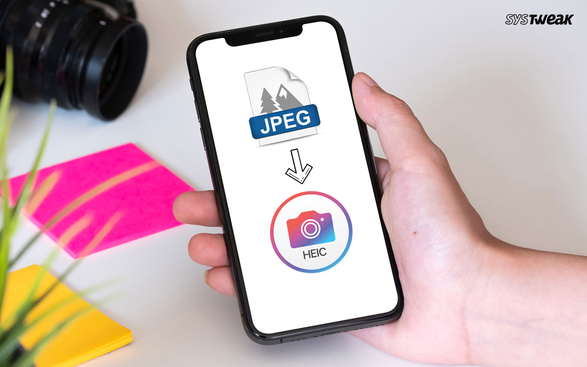 How To Convert Heic To Jpg On iPhone?