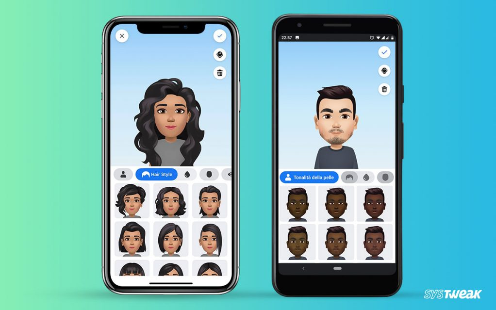 How To Make A Facebook Avatar Easily On iPhone And Android?